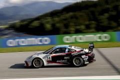 Porsche 911 GT3 Cup, Mateo Llarena (GT), Porsche Mobil 1 Supercup, Spielberg 2020