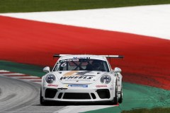 1 Runda Porsche Mobil 1 Supercup, Spielberg 2020