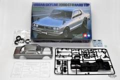 1:24 Tamiya Nissan Skyline 2000 GT-R