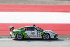 2 runda Porsche Supercup 2020