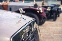 Spotkanie 20-Ghost Club w siedzibie Rolls-Royce w Goodwood
