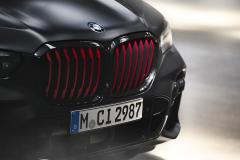 BMW X5 i X6 Vermilion Edition