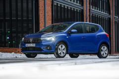 Dacia Sandero 2021