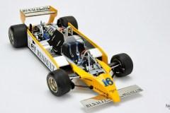 Model Renault RE20 skali 1:18 od Exoto