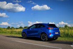 Ford Puma EcoBoost 1.0 155 KM MHEV DCT7