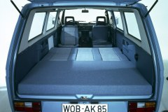 35 lat VW Multivana T3