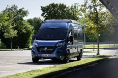 Kamper Hymer Free 540 Blue Evolution