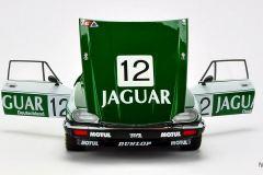 Jaguar XJ-S #12 Walkinshaw/Heyer/Percy ETCC 1984 24h Spa-Francorchamps Winner TWR Racing Team - 1:18 AUTOart