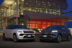 Nowy Jeep Compass 4xe i 80th Anniversary