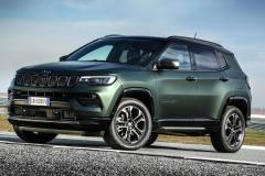 Nowy Jeep Compass 80th Anniversary 4xe