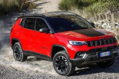 Nowy Jeep Compass Trailhawhk 4xe