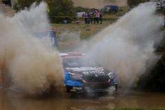 Kajetan Kajetanowicz / Maciej Szczepaniak, Rajd Sardynii WRC 2021