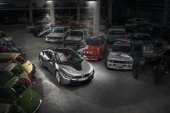 Koniec produkcji BMW i8