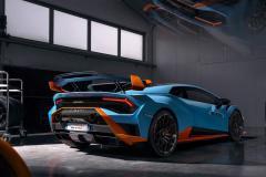 Lamborghini Huracán STO – Super Trofeo Omologata