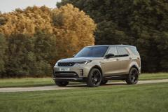 Nowy Land Rover Discovery 2021