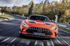 Mercedes-AMG GT Black Series z rekordem na Nürburgring