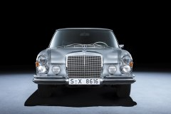 Mercedes-Benz 280 SEL W108/W109, 1965 - Historia klasy S