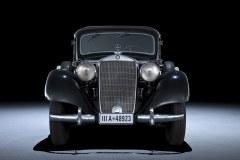 Mercedes-Benz 320 (W142), 1937 - Historia klasy S