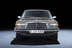 Mercedes-Benz 450 SEL W116, 1972 - Historia klasy S