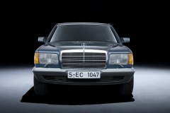 Mercedes-Benz 500 SEL W126, 1979 - Historia klasy S