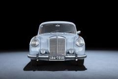 Mercedes-Benz 220 Ponton W180, 1954 - Historia klasy S