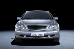Mercedes-Benz S 400 CDI W220, 1998 - Historia klasy S