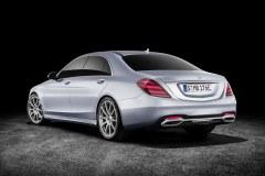 Mercedes-Benz S 560 W222, 2013 - Historia klasy S