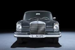 Mercedes-Benz 220 SE Skrzydlak W111, 1959
