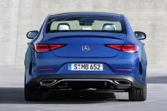 Nowy Mercedes CLS