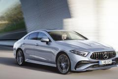 Nowy Mercedes AMG CLS 53 4MATIC+