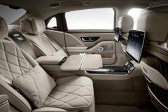 Mercedes Maybach klasy S 2021