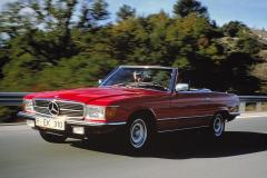 Mercedes-Benz SL R 107