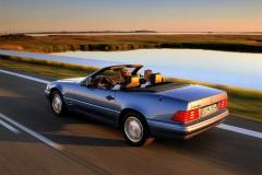 Mercedes-Benz SL 600, R 129