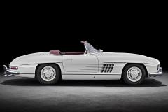 Mercedes-Benz 300 SL Roadster W 198