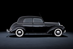 Mercedes-Benz 220 W187, 1951 - 1954
