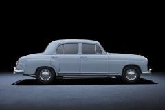 "Mercedes-Benz 220 ""Ponton"" W180, 1954 - 1956)"