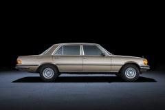 Mercedes-Benz klasy S W116, 1972 - 1980