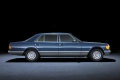 Mercedes-Benz klasy S W126, 1979 - 1992