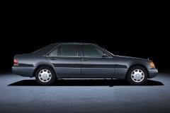 Mercedes-Benz klasy S, W140, 1991 - 1998