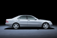 Mercedes-Benz klasy S,  W220, 1998 - 2005