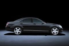 Mercedes-Benz klasy S, W221, 2005 - 2013