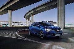 2020 - Nowe Renault MEGANE R.S. Line