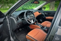 Nissan X-Trail 160 DIG-T – test
