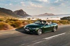 Nowe BMW serii 4 Cabrio