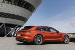 Nowe hybrydowe Porsche Panamera
