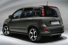 Nowy FIAT Panda Sport
