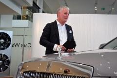Polska premiera Rolls-Royce Ghost