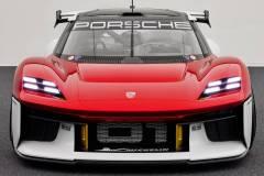 Porsche Mission R – wyścigowy koncept