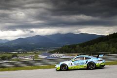 Porsche 911 GT3 Cup, Christopher Zöchling (A), Porsche Mobil 1 Supercup, Spielberg 2021
