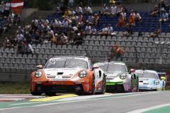 Porsche 911 GT3 Cup, Max van Splunteren (NL), Porsche Mobil 1 Supercup, Spielberg 2021